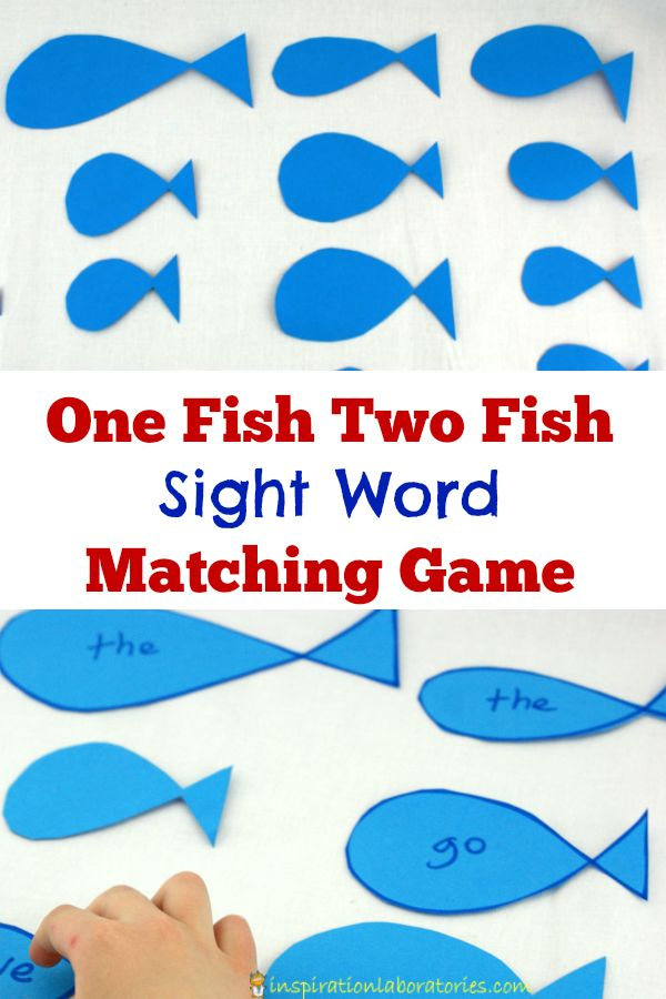 One fish two fish activities images for One fish two fish red fish blue fish activities