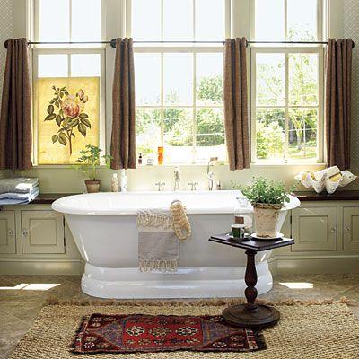 65 Calming Bathroom Retreats