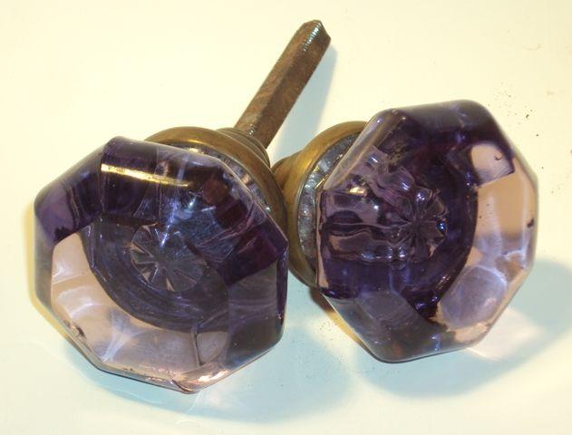 cut glass door knobs 1