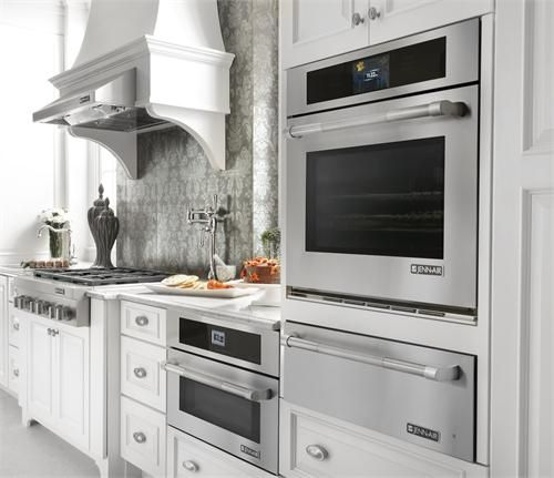 Kitchen Layout With Double Oven: 25+ Best Ideas About Single Wall Oven On Pinterest