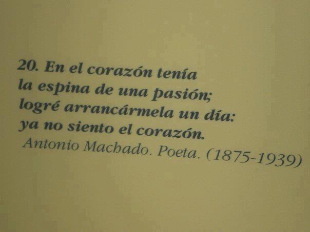 Antonio Machado. Poeta (1875-1939)