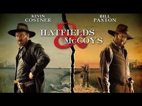 Hatfields & McCoys Part 1 (2012) with Bill Paxton, Matt Barr, Kevin Cost...