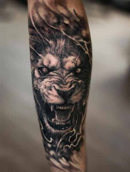 Fierce work by Tattoo Studio 73