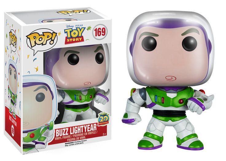 POP! Disney: Toy Story - Buzz Lightyear