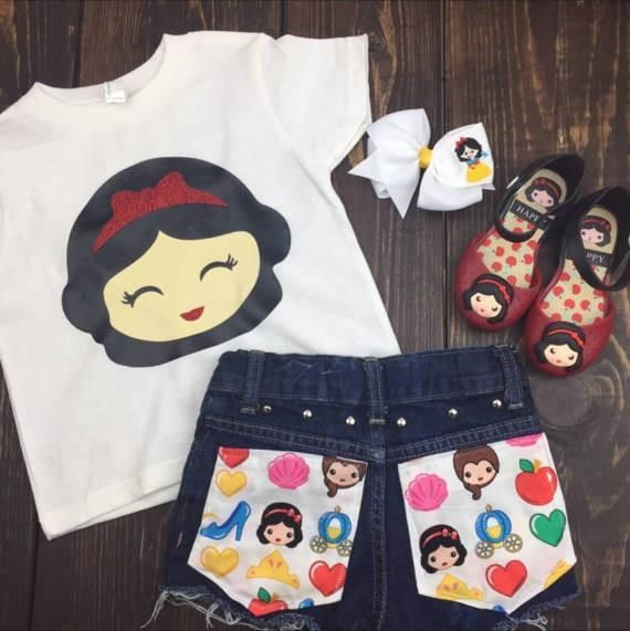 Snow White Tsum Tsum Shirt #Snow