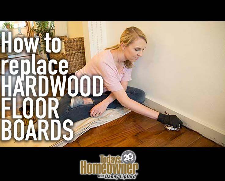 How To Replace Hardwood Floor Boards Hardwood Floors Plank