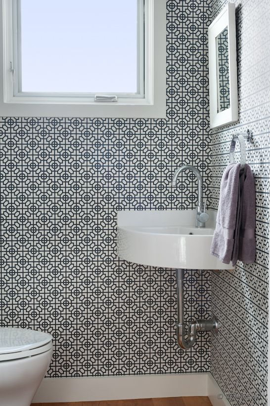 Best 10 small half bathrooms ideas on pinterest half - Half bathroom remodel ideas ...