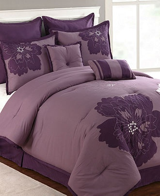 Fatima 8 Piece Comforter Sets - Bed in a Bag - Bed & Bath - Macy's $129.99
