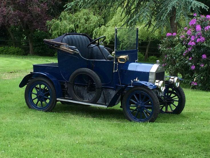 Veteran Vintage VSCC 1909 Little Briton Antique Motorcar  Oldest Surviving