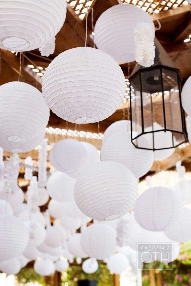 #paper-lantern  Photography: Christian Oth Studio - christianothstudio.com  Read More: http://www.stylemepretty.com/2014/07/23/egyptian-red-sea-resort-wedding/