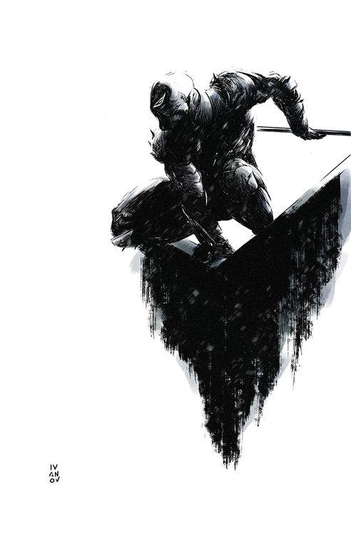 Agent Venom - Dima Ivanov