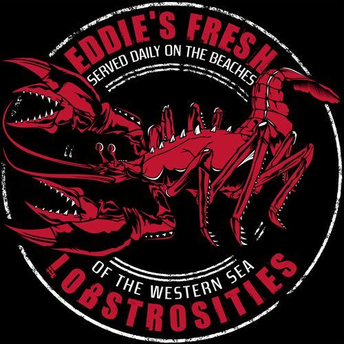 The Dark Tower, Eddie Dean, The Western Sea, The Drawing of the Three, Lobstrosities