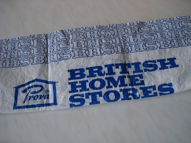 1970s BHS British Home Stores