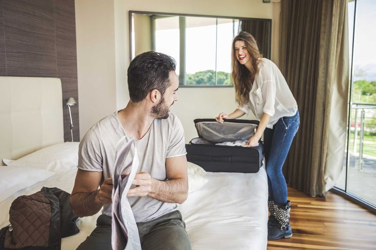Vacation Packing Mistakes: Mistake: You want one whole suitcase all to yourself
