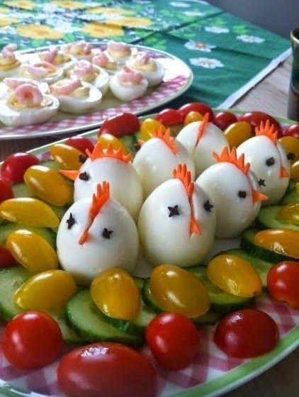 Iδέες για να σερβίρετε αυγά - Η ΔΙΑΔΡΟΜΗ ®