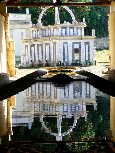 Sassari, fontana di Rosello. #TuscanyAgriturismoGiratola
