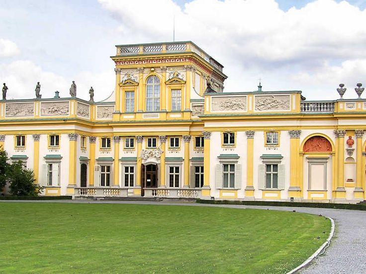 Warszawa besøk og utforske de beste tarkacje, nattklubber, restauranter, parker, diskoteker, hoteller