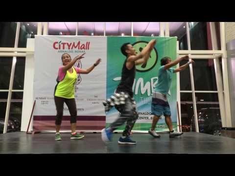 mega mix 56 Bailando Todo Se Olvida (Salsa) Zumba Zin Jon