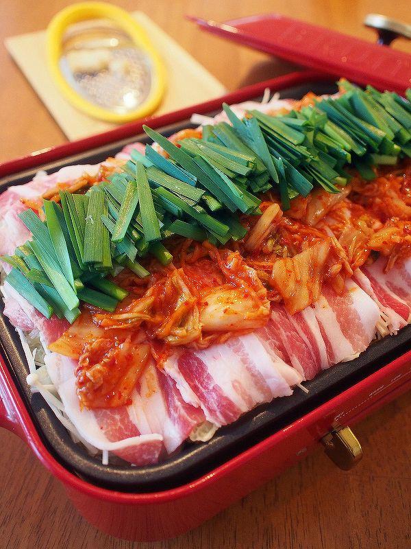 もはや鍋料理の定番?冬が待ち遠しくなる基本の「キムチ鍋」&アレンジレシピ | レシピサイト「Nadia | ナディア」プロの料理を無料で検索