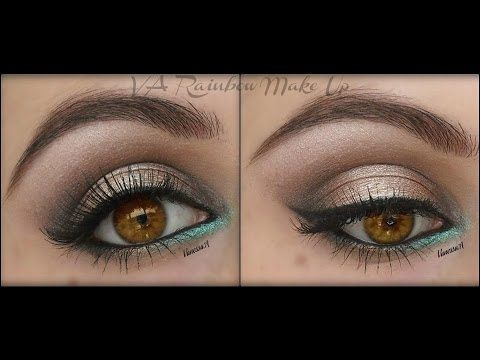 Make up Brown Eyes by Vanessa A | Preen.Me