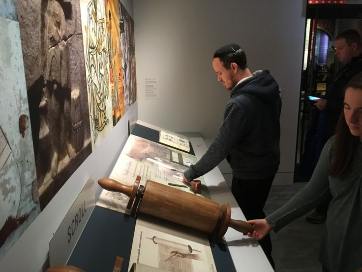 Washingtons huge new Bible museum talks a lot about Jews. So why are some Jews so skeptical?