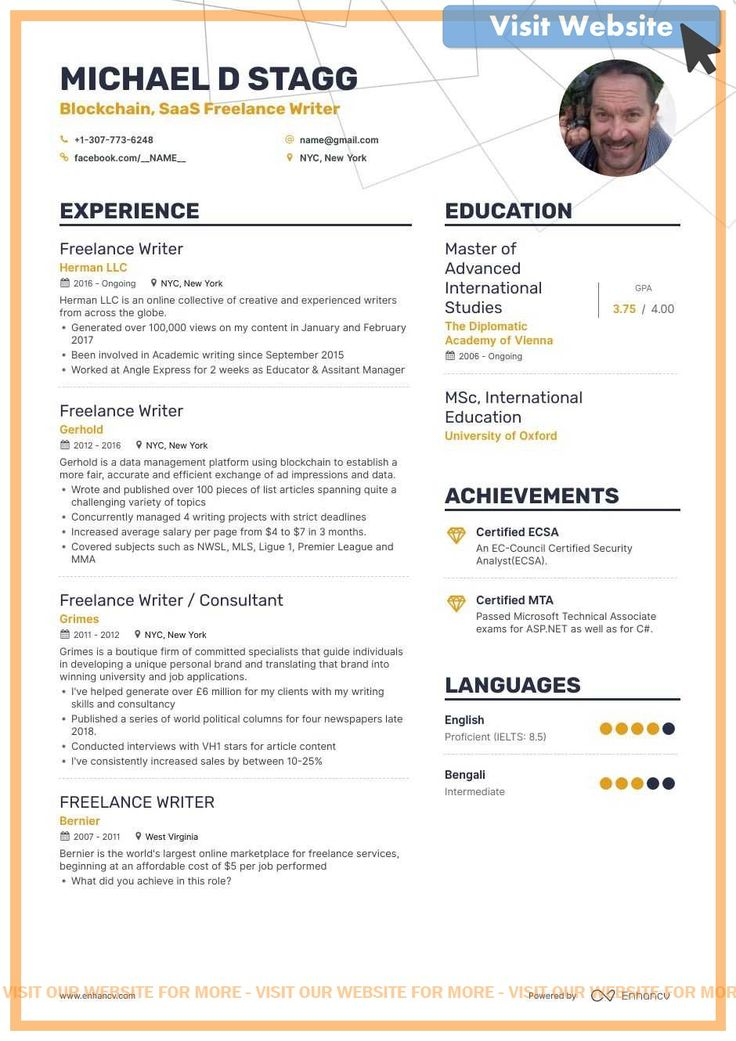 Business Data Analyst Resume Examples Free Word & PDF in