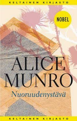 Ullan Luetut kirjat: Alice Munro Nuoruudenystävä
