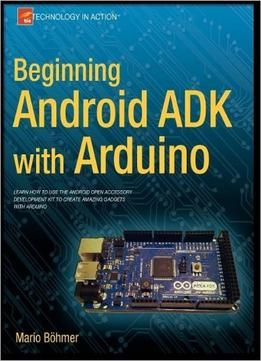 Beginning Android Adk With Arduino PDF