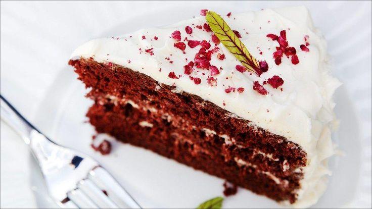 Rødbete- og sjokoladekake