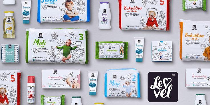 Rema 1000 Lev vel — The Dieline - Branding & Packaging