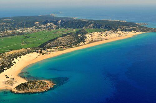 Karpaz in North Cyprus
