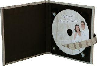 Estuche para CD/DVD - CS0PC01-110 CV