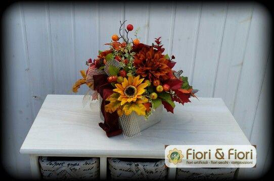 L'autunno ormai è arrivato, prepariamo anche la nostra casa con i colori di questa stagione !!!
