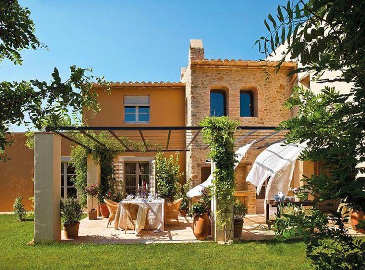 adelaparvu.com casa cu aspect de ferma veche, casa Spania, arhitectura si design…
