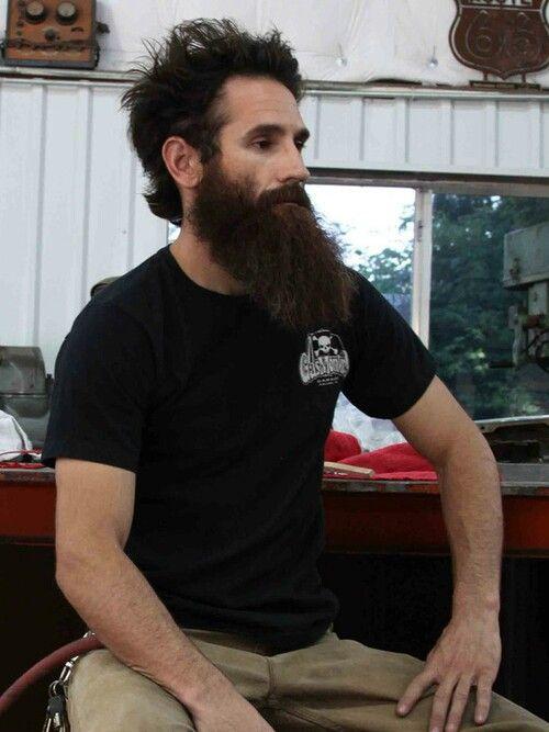 aaron kaufman magnificent beard random pinterest. Black Bedroom Furniture Sets. Home Design Ideas