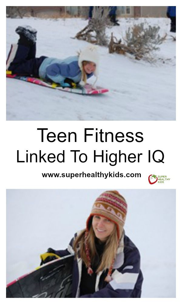 Teen Fitness Linked To Higher IQ. Did you know if you help your teens stay active they'll be smarter? www.superhealthykids.com/teen-fitness-linked-to-higher-iq