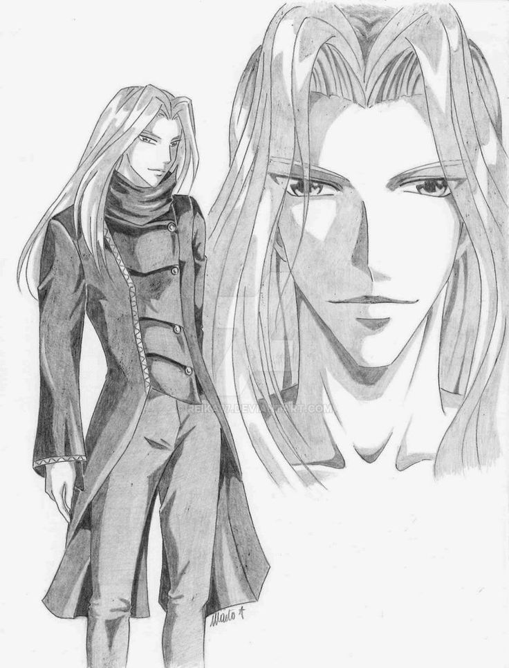 Scene 5# - Jarod (Neo Angelique Abyss OC) by Reika77.deviantart.com on @DeviantArt #neoangelique #angelique #fanart #oc #drawing #anime #game
