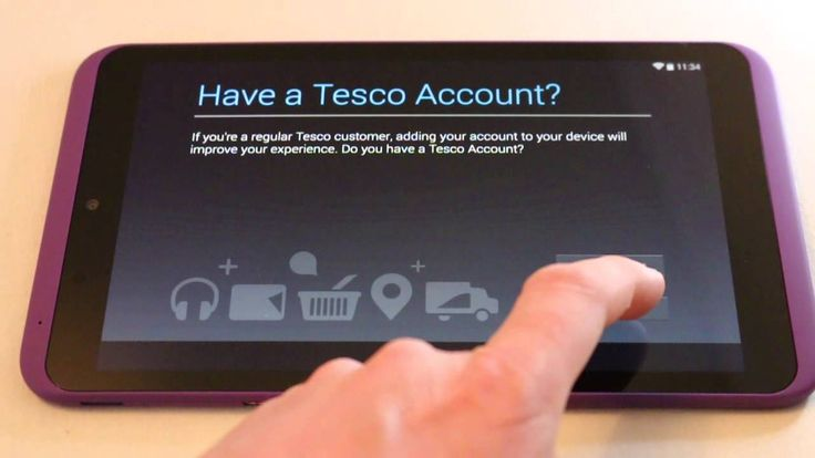 Unboxing and first look at the Tesco Hudl2 tablet