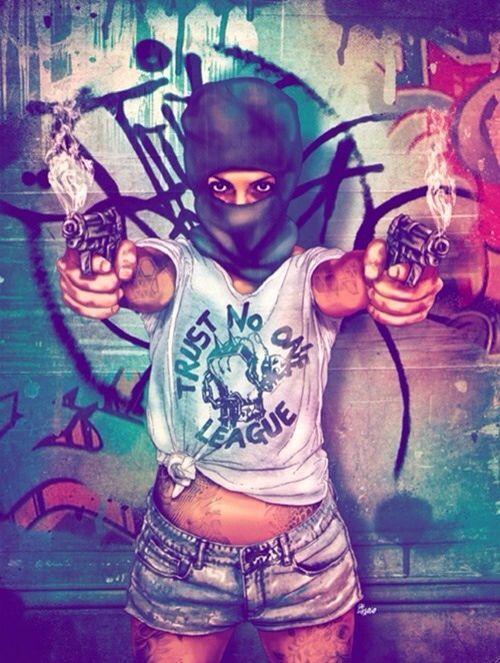 Картинка с тегом «gun and trust»