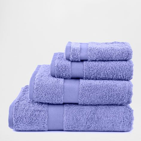 Полотенце из египетского хлопка - полотенца и банные халаты - Ванная комната   Zara Home Российская Федерация