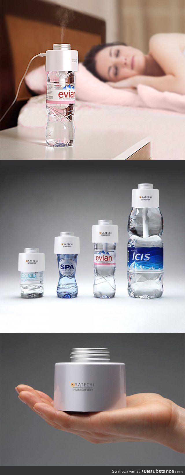 Portable USB Air Humidifier