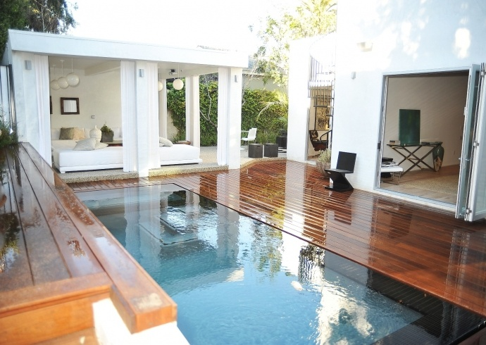 1000 images about pool ideas on pinterest small - Pool designs for small spaces ...