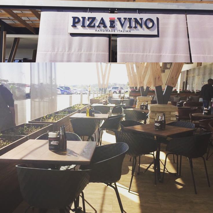 Funky installation done at Piza E Vino at Kyalami Corner, using our UniKa Chairs from METALMOBIL  #unika #swcontracts
