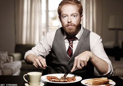 Jesse Tyler Ferguson - across the street from Il Pastaio in Beverly Hills.Jesse Tyler, Celebrities Photos, Celebrities Men, Portraits Photographers, Photographers Art, Art Streiber, Celebrities Photographers, Photography Fun, Better Photography