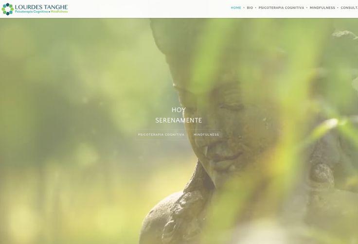Lourdes Tanghe - Psicoterapia + Mindfulness