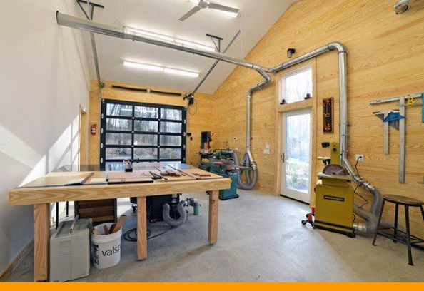 How To Create Your Own Garage Workshop Garage Workshop Garage