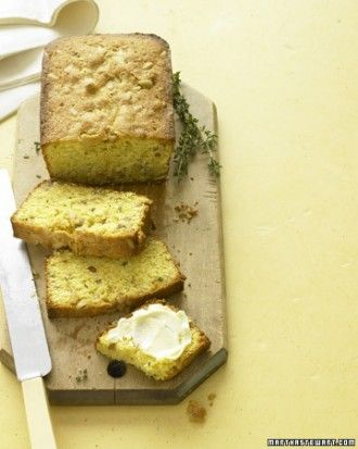 """See the """"Polenta Quick Bread with Lemon and Thyme"""" in our  gallery"""
