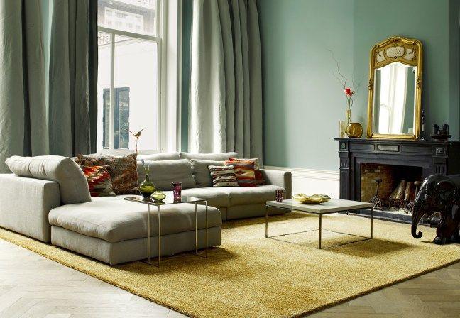 Mauro sofa linteloo, love the ambiance