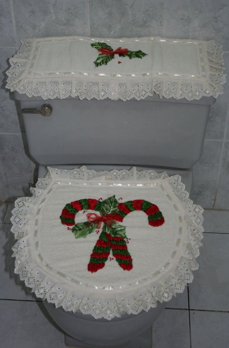 Juegos De Baño Bordados En Cinta:Hermoso juego de baño bordado a mano con cintas de seda, con motivo