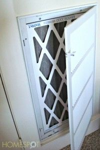 HVAC Air Filter Types and Replacement